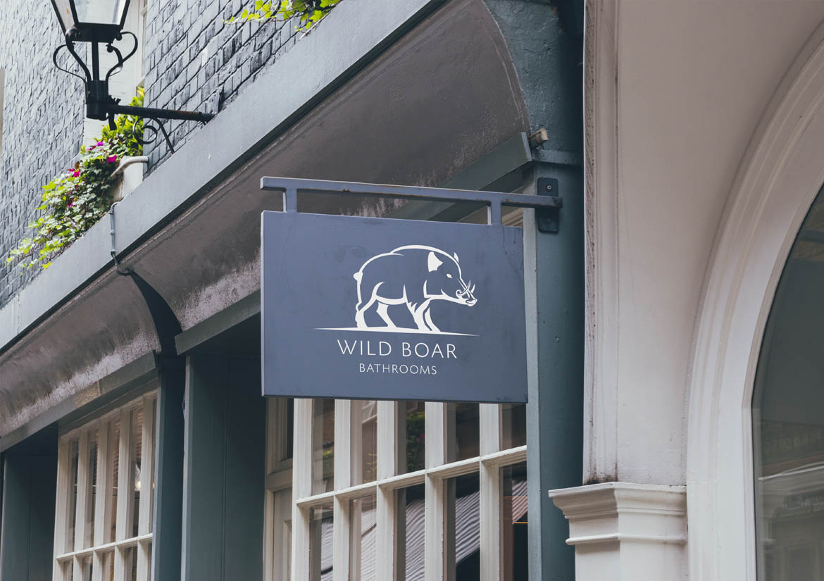 Fearless Creative offer Branding Digital and Graphic Design Agency Edinburgh. Wild Boar Bathrooms, Prestonpans, Musselburgh, East Lothian approached Fearless for Logo Design East Lothian Fearless Creative created a new logo design and branding for Wild Boar Bathrooms. Fearless Create are Digital Agency offering excellent website design and development, social medial and digital marketing.