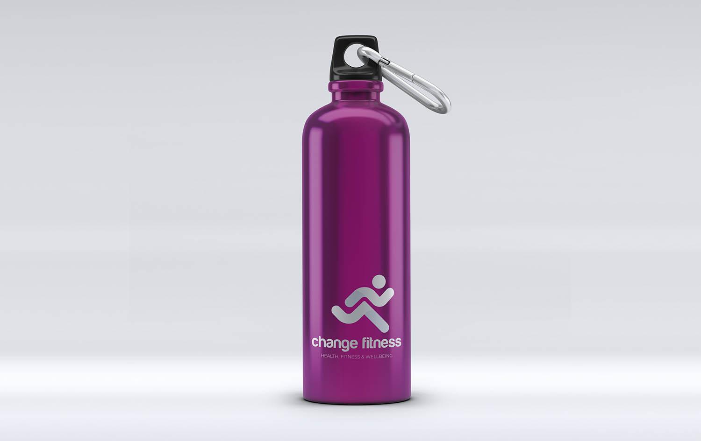 Change Fitness PT Edinburgh Logo Design Website Design
