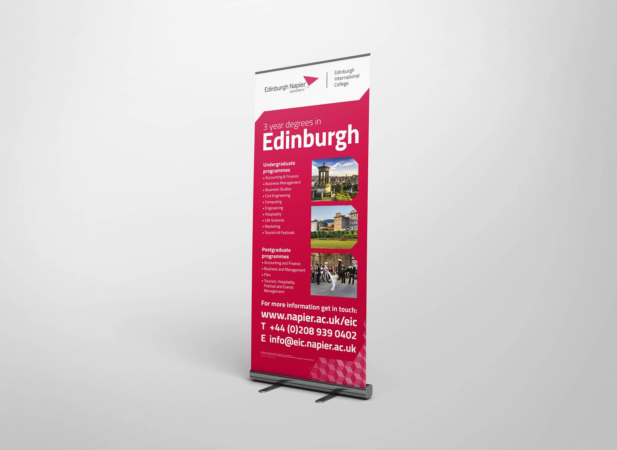 Fearless Creative Branding Digital and Graphic Design Agency Edinburgh