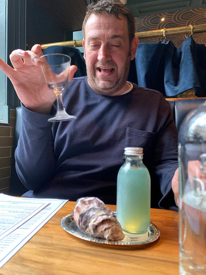 Fearles Creative Edinburgh Creative web design meal out in the voyage of buck edinburgh