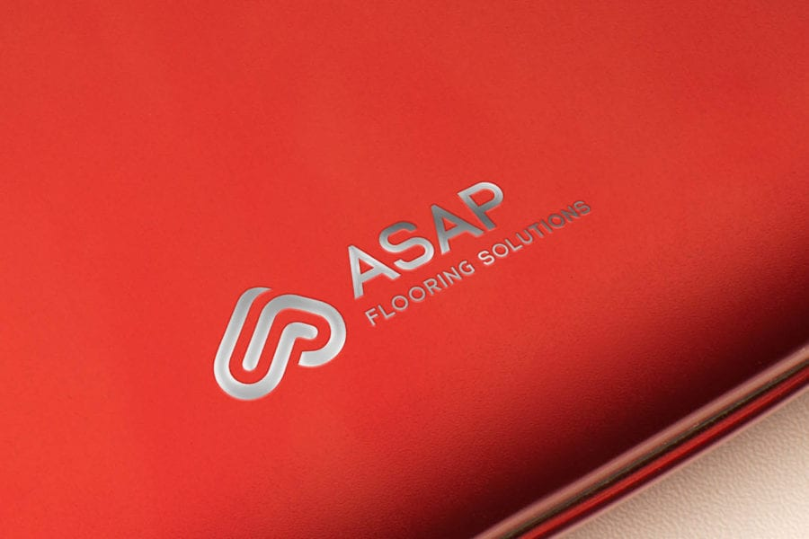 ASAP Flooring Solutions Logo Design Edinburgh Case Study Fearless Creative