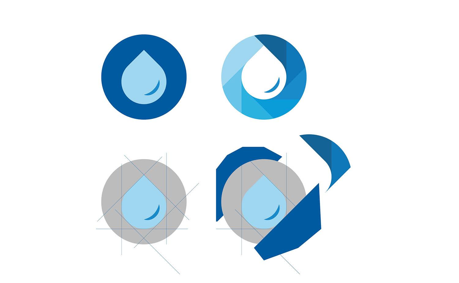 All about Bathrooms Affordable logo design Edinburgh
