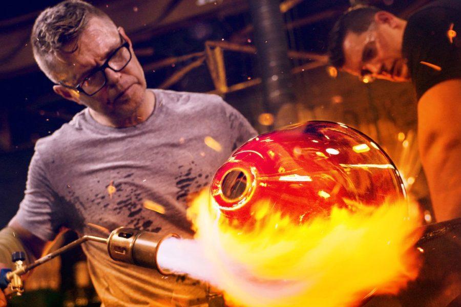 Fearless Creative loves TV programme Blown Away 1