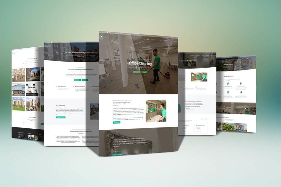 Fearless Creative Edinburgh Newcastle modern website design